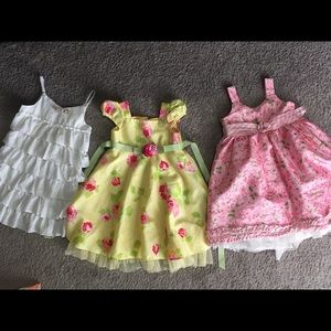 Other - Girls 3t dress lot